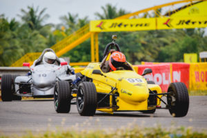 Hot-fiery-action-during-Round-1-of-the-19th-JK-Tyre-FMSCI---National-Racing-Championship